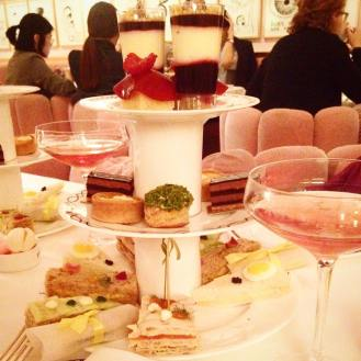 High Tea at Sketch