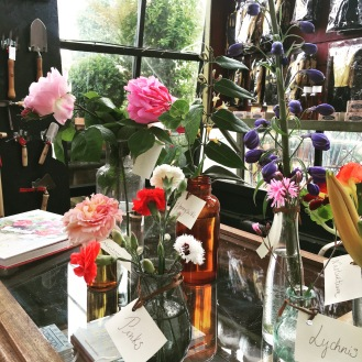 The Garden shop at Petersham Nurseries